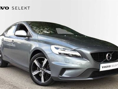 used Volvo V40 D2 R-Design Automatic ( Navigation, Winter Pack, Rear Park Assist )