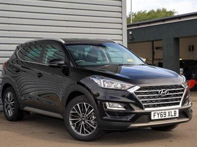 used Hyundai Tucson 1.6 T-GDi Premium (2WD) 5 Door, 2019 (69)