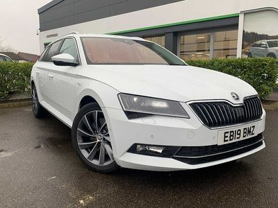 used Skoda Superb 2.0 Tsi 272 Laurin + Klement 4X4 5Dr Dsg