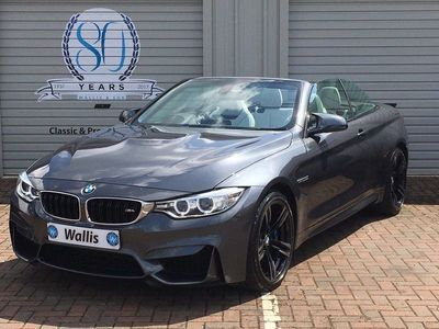 used BMW M4 3.0 M DCT 2dr