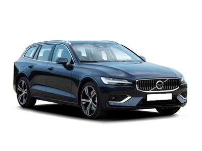 used Volvo V60 (Sat Nav, Leather Seats) Estate diesel sportswagon