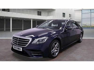 used Mercedes S450 S Class 3.0EQ Boost AMG Line Saloon 4dr Petrol G-Tronic+ (s/s) (389 ps)