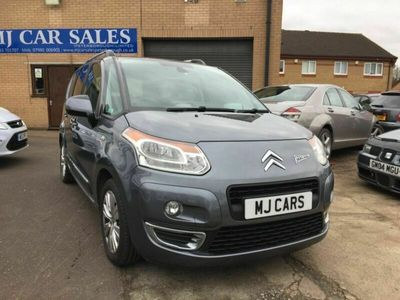 used Citroën C3 HDI EXCLUSIVE PICASSO 1.6 5dr