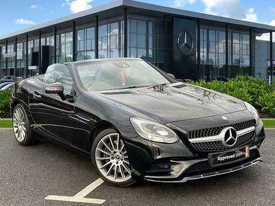 used Mercedes E250 SLC DIESEL ROADSTER SLC d AMG Line 2dr 9G-Tronic