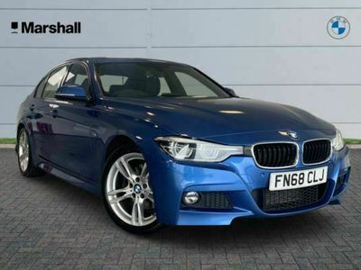 used BMW 330 3 SERIES d M Sport 4dr Step Auto diesel saloon