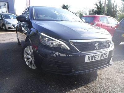 used Peugeot 308 1.6 Hdi Blue Access 5dr