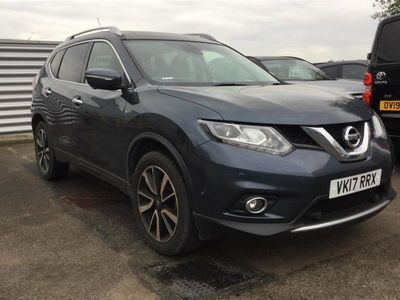 used Nissan X-Trail 1.6 Dci Tekna 5Dr Xtronic