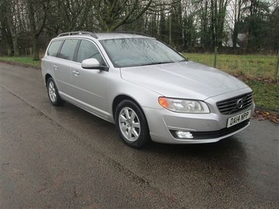 used Volvo V70 2.0 D3 BUSINESS EDITION 1 OWNER FULL SERVICE HISTORY, COVID SECURE, NATIONWIDE DELIVERY AVAILABLE, 2014 ( )