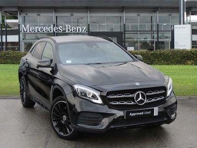 used Mercedes GLA220 GLA CLASS4Matic AMG Line Premium 5dr Auto Automatic diesel hatchback