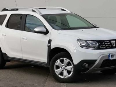 used Dacia Duster 1.6 SCe Comfort 5dr