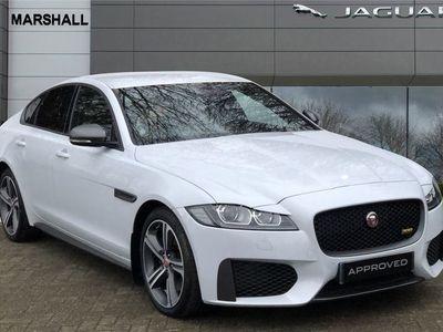 used Jaguar XF 3.0d V6 300 Sport 4dr Auto Saloon 2019