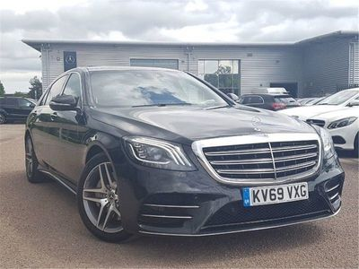 used Mercedes S400 S ClassL AMG Line 4dr 9G-Tronic Auto