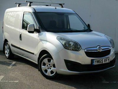 used Vauxhall Combo Combo Cargo2000 1.6 CDTI 16V 105ps H1 Sportive Van