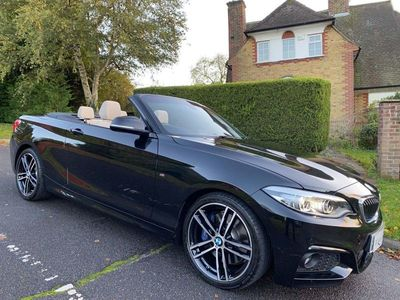 used BMW 230 2 Series 2.0 i M Sport Auto (s/s) 2dr