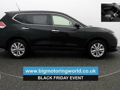 used Nissan X-Trail X Trail 2017DCI ACENTA XTRONIC Estate 2017