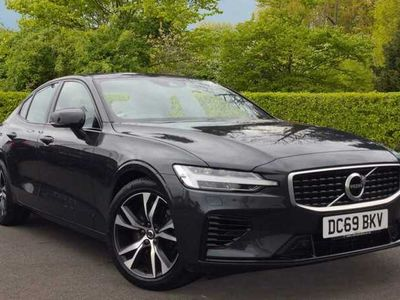 used Volvo S60 III T8 Twin Engine AWD R-Design Plus Automatic