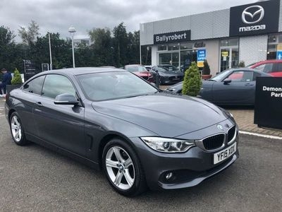 used BMW 418 4 SeriesSE 2dr [Business Media]