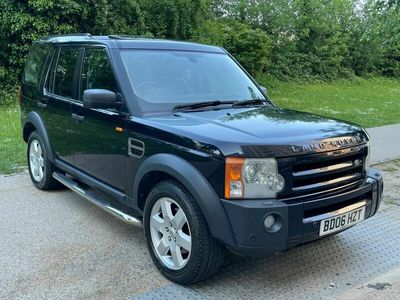 used Land Rover Discovery 3 4.4 V8 HSE 5dr
