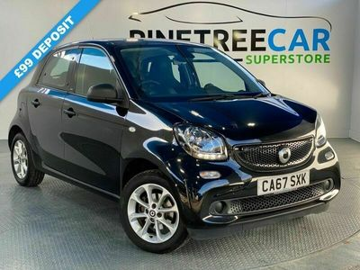used Smart ForFour 1.0 PASSION 5d 71 BHP