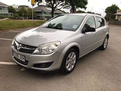 used Vauxhall Astra 1.6 i VVT 16v Breeze 5dr
