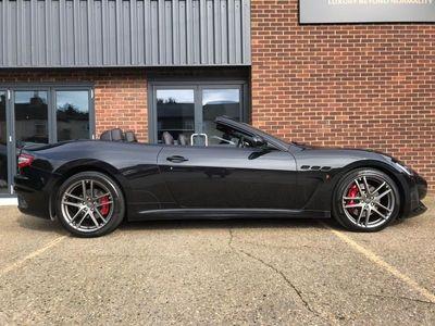 used Maserati GranCabrio 4.7 MC 2dr