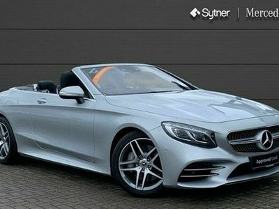 used Mercedes S560 S ClassAMG Line 2dr Auto 4.0