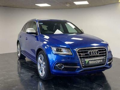 used Audi Q5 3.0 BiTDi Tiptronic quattro (s/s) 5dr Estate diesel estate