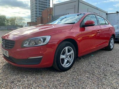 used Volvo S60 2.0 D4 Business Edition (s/s) 4dr