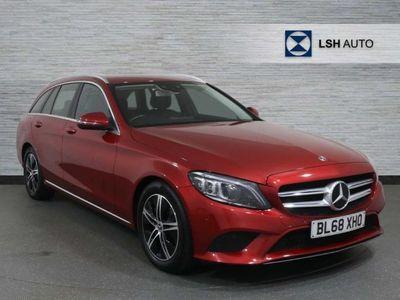 used Mercedes C200 C ClassSport Premium 5dr Auto Estate diesel estate