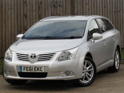 used Toyota Avensis 1.8 TR 5dr