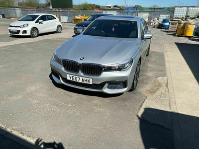 used BMW 740 7 Series 2.0 e 9.2kWh M Sport Auto (s/s) 4dr