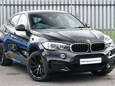 used BMW X6 xDrive30d M Sport