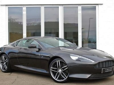 used Aston Martin DB9 5.9 Touchtronic II 2dr 2+2