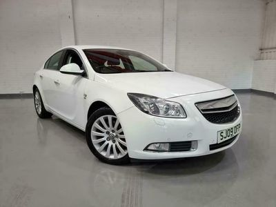 used Vauxhall Insignia 2.0 ELITE 5d 220 BHP FULL LEATHER HEATED FRONT SEATES