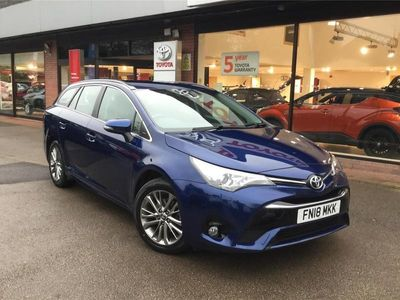 used Toyota Avensis 1.6D Business Edition 5Dr