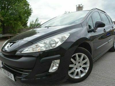 used Peugeot 308 1.6 SW SR HDI 5d 92 BHP MARCH 2022 MOT*SAT NAV*ALLOYS*AC*