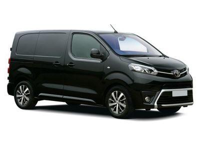 used Toyota Proace 1.5D 120 Active Van Van, 2020, Van, 50 miles.