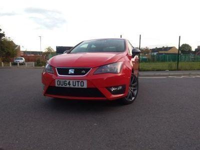 used Seat Ibiza 1.4 TSI ACT FR Edition 5dr