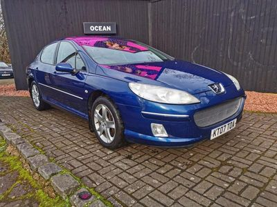 used Peugeot 407 2.2 HDi 170 Sport 4dr