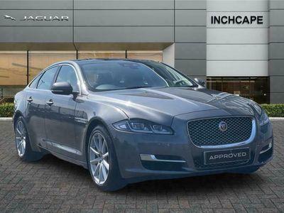 used Jaguar XJ Diesel Saloon 3.0d V6 Luxury 4dr Auto