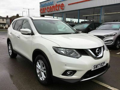 used Nissan X-Trail 1.6 dCi Acenta [Smart Vision Pack] 5dr Xtronic Auto