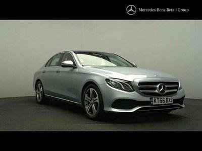 used Mercedes E220 E ClassSE Premium 4dr 9G-Tronic 2.0