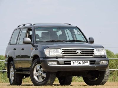 used Toyota Land Cruiser Amazon 4.2 TD 5dr