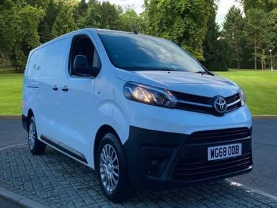 used Toyota Proace 2.0D (120hp)(Eu6dT-E) Icon Long PV, 2019 (68)
