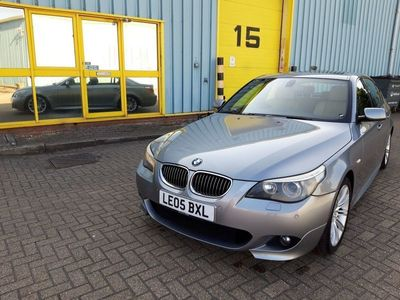 used BMW 530 5 Series 3.0 i Sport 4dr