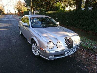 used Jaguar S-Type 2.5 V6 SE 4dr