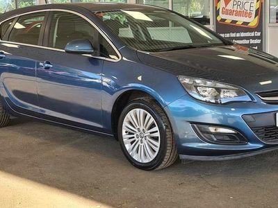 used Vauxhall Astra 1.4i 16V Excite 5dr