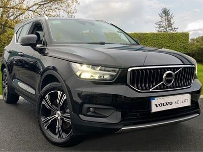 used Volvo XC40 ESTATE 1.5 T5 [262] Hybrid Inscription 5dr Geartronic
