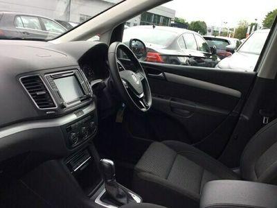 used VW Sharan 2.0 TDI SCR 150 SE Nav 5dr DSG