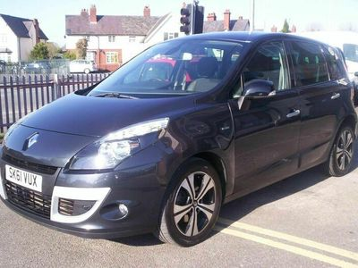 used Renault Scénic 1.5 dCi Dynamique TomTom Bose Pack 5dr